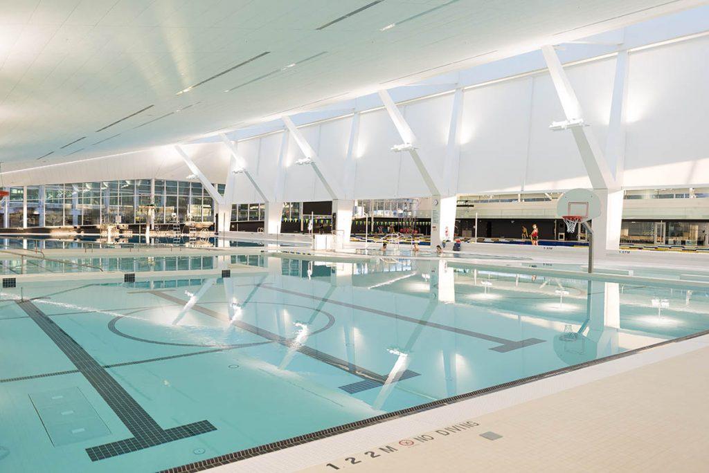 UBC Aquatic Centre*
